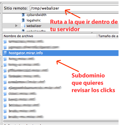 enmascarar enlaces en hostgator