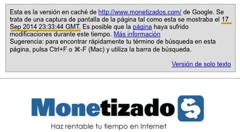 fecha-cache-google