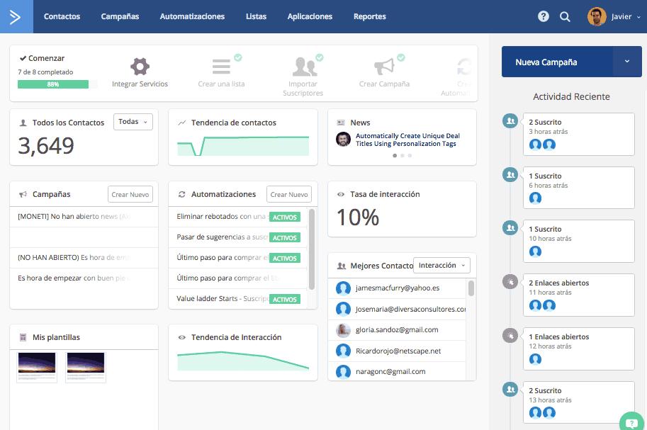 activecampaign-automatizar marketing
