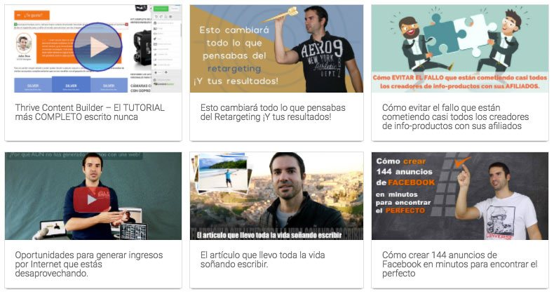 mostrar-listado-de-post-articulos-en-wordpress-thrive-architect